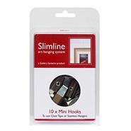 Slimline System Mini Hooks