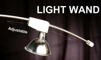 Light wand