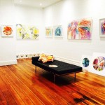 Slimline System, Scolari Gallery, Balmain, Sydney